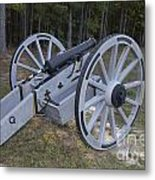 Cannon Ninety Six National Historic Site Metal Print