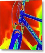 Cannondale Ride Metal Print