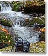 Canon 7d Metal Print by Dan Sproul