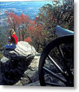 Canon On Lookout Mountain Metal Print