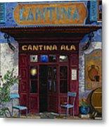 cantina Ala Metal Print