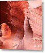Canyon Angel Metal Print