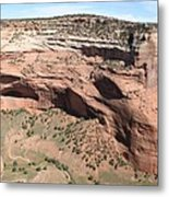 Canyon De Chelly I Metal Print