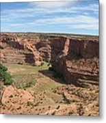 Canyon De Chelly View Metal Print
