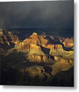 Canyon Light Metal Print