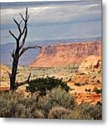 Canyon Vista 2 Metal Print