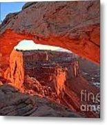 Canyonlands Spectacular Metal Print