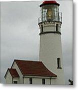 Cape Blanco Lighthouse  1 B Metal Print