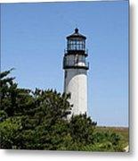 Cape Cod Light - Highland Light Metal Print