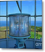 Cape Cod Lighthouse View Metal Print