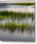 Cape Cod Marsh Metal Print