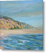 Cape Cod National Seashore Metal Print