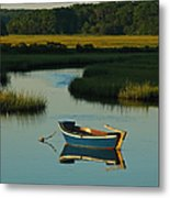 Cape Cod Quietude Metal Print