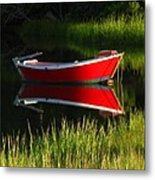 Cape Cod Solitude Metal Print