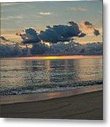 Cape Cod Sunrise Metal Print