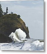 Cape Disappointment 2 B Metal Print