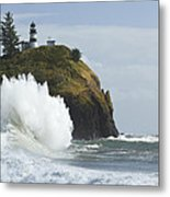 Cape Disappointment 3 A Metal Print