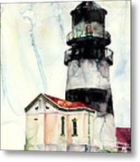 Cape Disappointment Metal Print