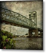 Cape Fear Morning Glory Metal Print