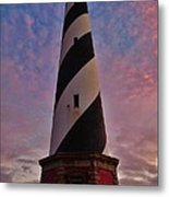 Cape Hatteras Lighthouse 4 11/05 Metal Print