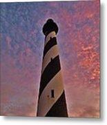Cape Hatteras Lighthouse 5 11/05 Metal Print