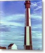 Cape Henry Lighthouse Metal Print