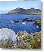 Cape Horn National Park Patagonia Metal Print
