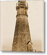Cape Jourimain Lighthouse Metal Print