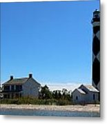 Cape Lookout Approach Metal Print