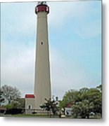 Cape May Lighthouse One Metal Print