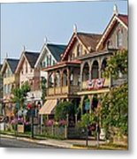 Cape May New Jersey Metal Print