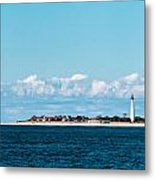 Cape May Point Metal Print