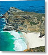 Cape Of Good Hope-south Africa Metal Print