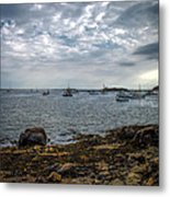 Cape Porpoise Maine - In The Evening Metal Print