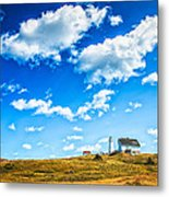 Cape Spear National Historic Park Metal Print