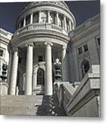 Capitol Morning Metal Print
