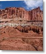 Capitol Reef Majesty Metal Print