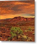 Capitol Reef National Park Utah  Metal Print