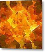 Capixart Abstract 101 Metal Print