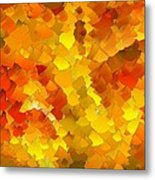 Capixart Abstract 103 Metal Print