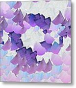 Capixart Abstract 118 Metal Print