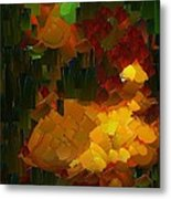 Capixart Abstract 76 Metal Print