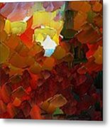 Capixart Abstract 78 Metal Print