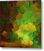 Capixart Abstract 80 Metal Print