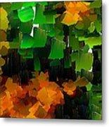 Capixart Abstract 97 Metal Print