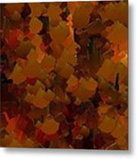 Capixart Abstract 98 Metal Print