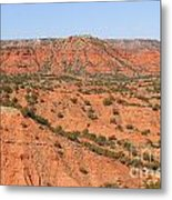 Caprock Canyon 1 Metal Print