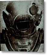 Captain Nemo Metal Print by Sharon Coty