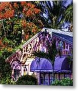 Captiva Antiques Metal Print