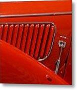 Car 276 Metal Print